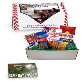 Custom Baseball Lovers Meeting in a Box