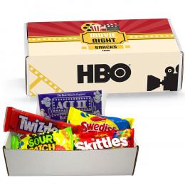 Movie Night Crowd Pleaser Mailer Box