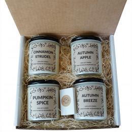 Autumn Candles Gift Box
