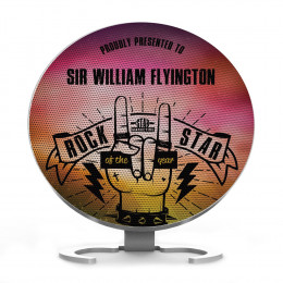 Custom Sonosphear™ Wireless Graphic Desktop Speaker
