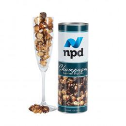 Gourmet Boozy Popcorn Tube - Large