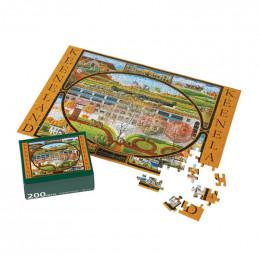 Custom 200 Piece Large Puzzle in Box
