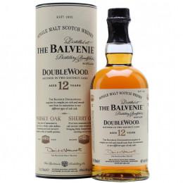 The Balvenie DoubleWood 12-Year-Old Single Malt Scotch Whisky 750ml