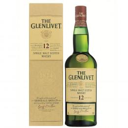 The Glenlivet 12-Year-Old Single Malt 750ml Scotch Whisky
