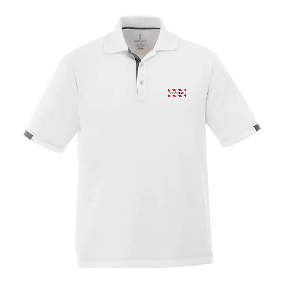Kiso Short Sleeve Custom Polo - Men's