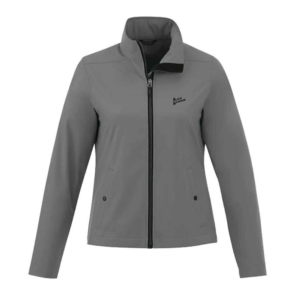 Karmine Softshell Custom Jacket - Women's
