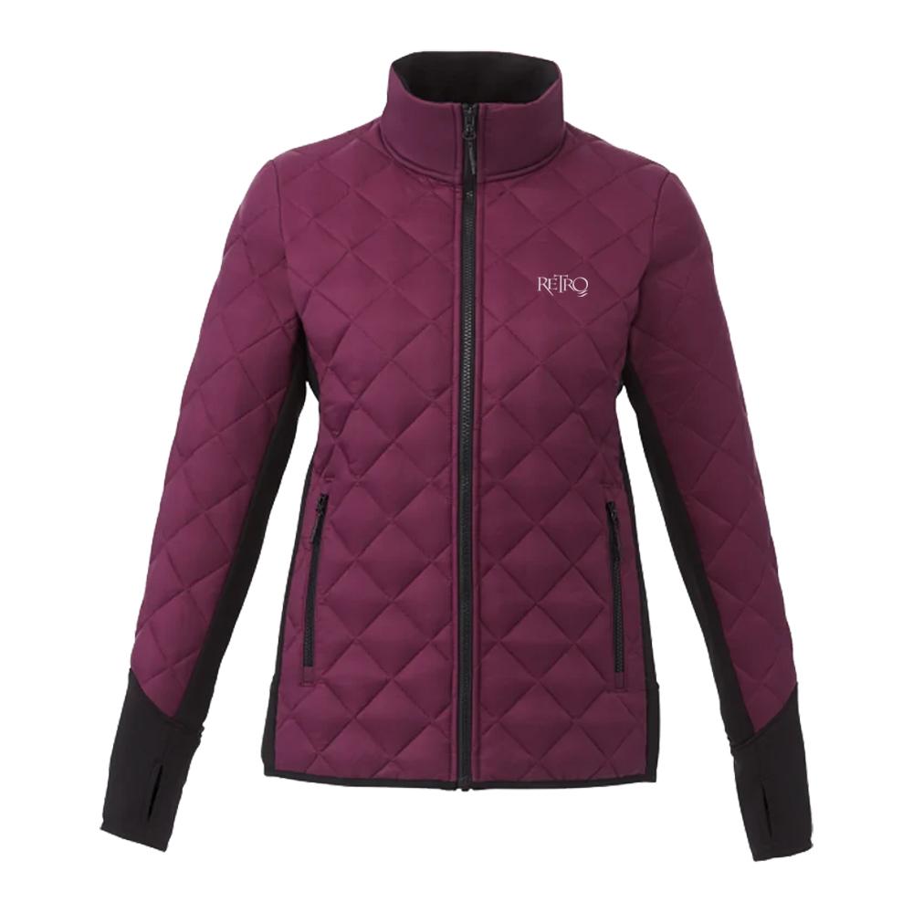 Rougemont Hybrid Insulated Custom Jacket - Women's