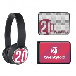 Custom Audio Lovers Gift Set