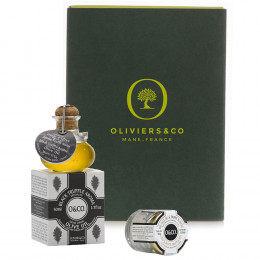 Oliviers and Co Italian Olive Oil and Truffle Duo