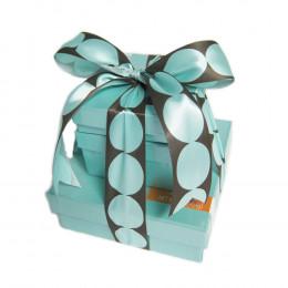 V Chocolate Gift Tower