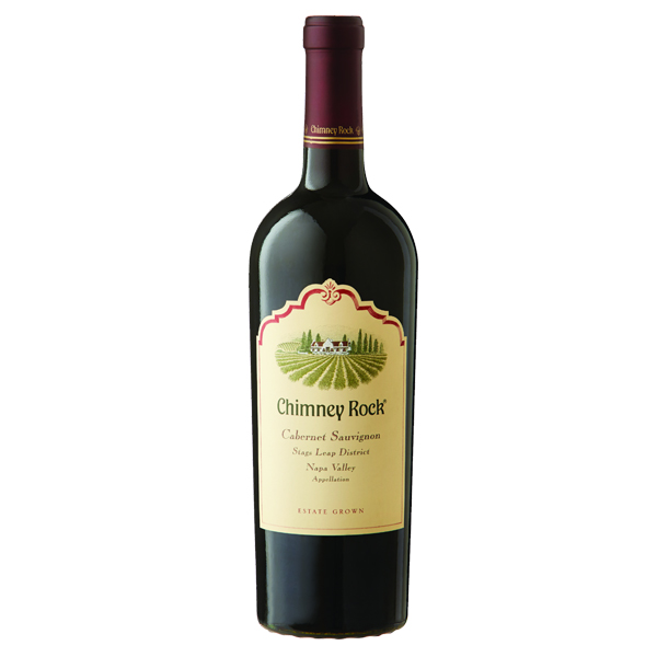 Chimney Rock Stags Leap District Cabernet Sauvignon 2018 750ml - Complementary Card