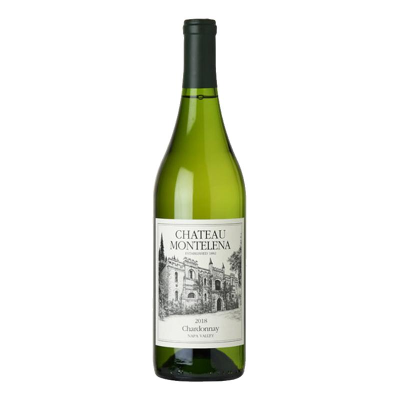 Chateau Montelena Chardonnay 2018 750ml