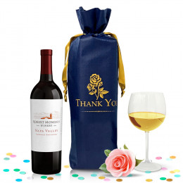 Robert Mondavi Napa Valley Cabernet Sauvignon 2018 750ml - Complementary Elegant Packaging