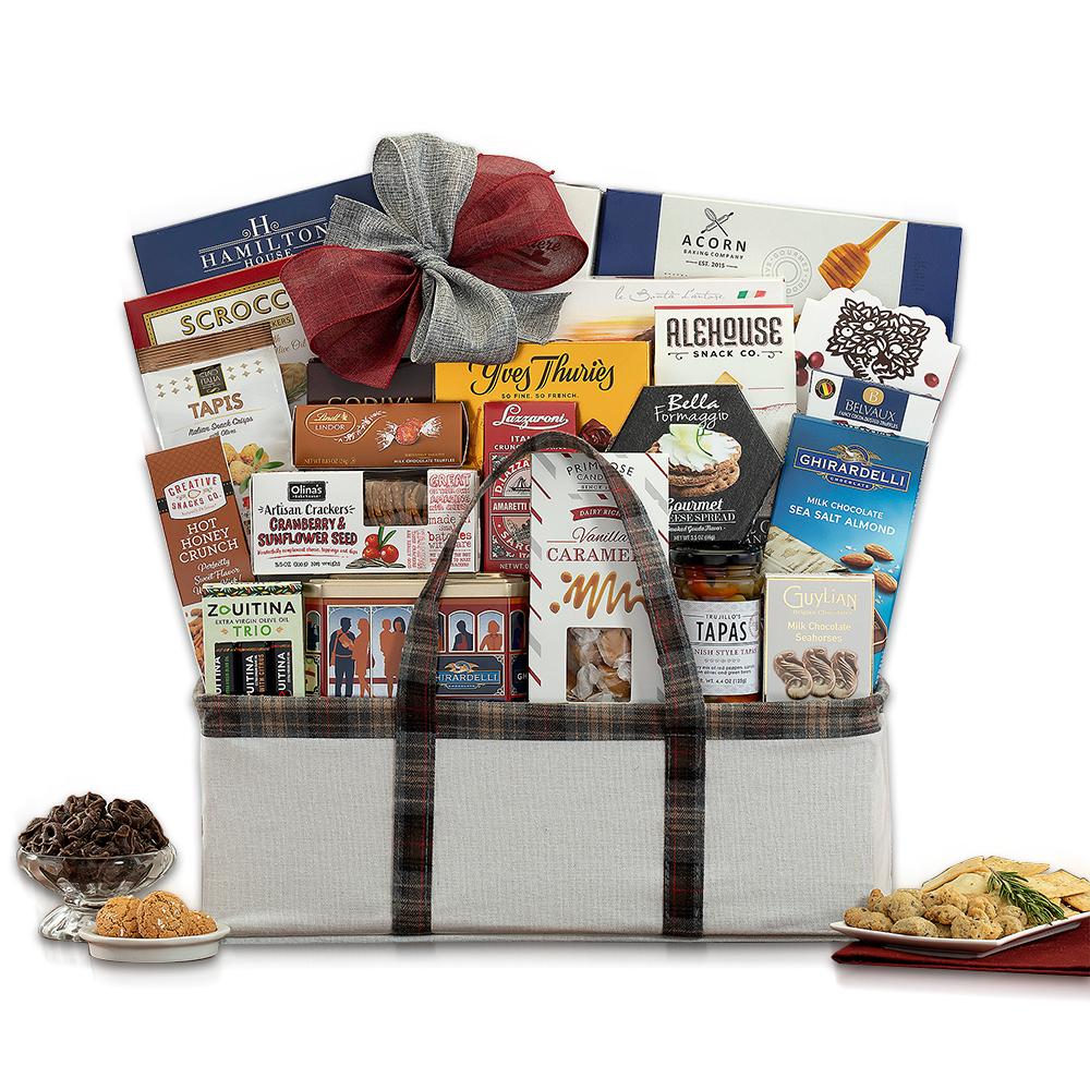 Gourmet Selection Gift Basket