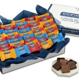 Ghirardelli Milk & Dark Chocolate Minis Gift Box