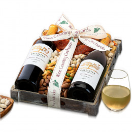 Callister Cellars Dried Fruit and Nuts