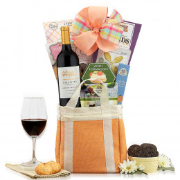 Callister Cellars Cabernet Gift Tote