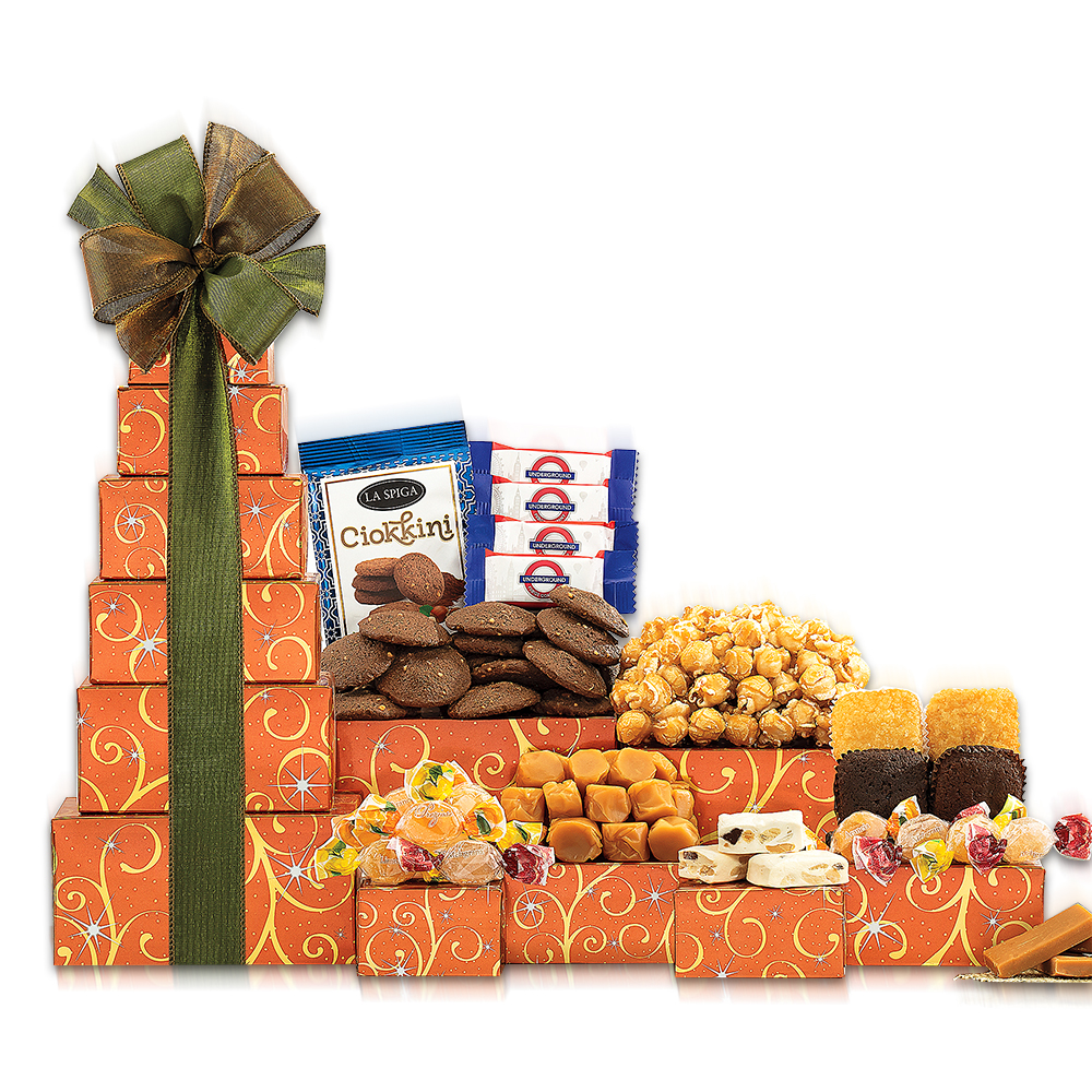 Tower of Sweets