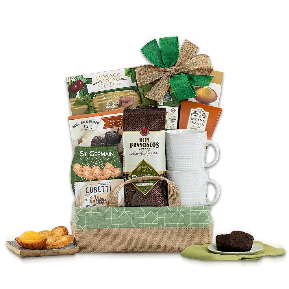 Coffee and Tea Gift Tote