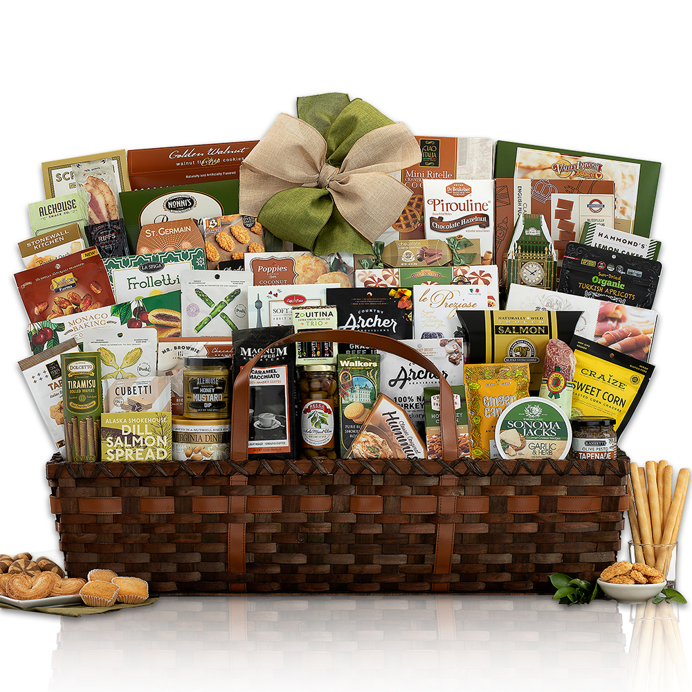 Sky's the Limit Gourmet Gift Basket