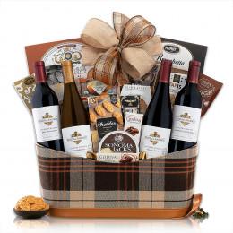 Kendall-Jackson Vintner's Reserve Wine Basket