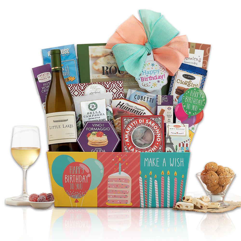 Little Lakes Chardonnay Birthday Collection
