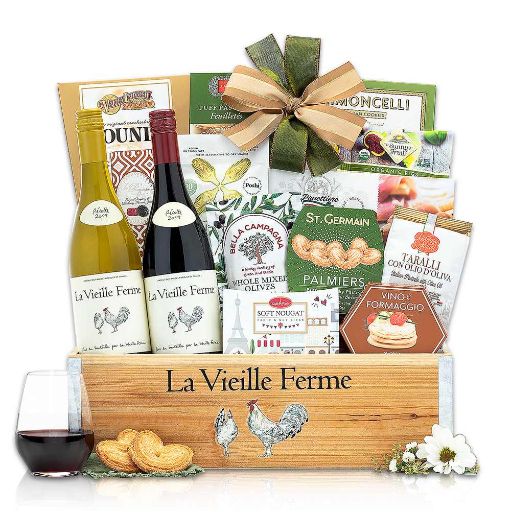 Mother's Day La Vieille Ferme French Duet