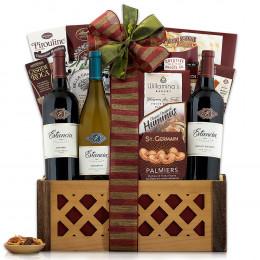 Estancia Vineyards California Wine Trio