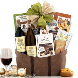 Barrel Hoops Wine Company California Assortment