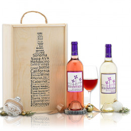 Windwhistle Moscato Gift Box