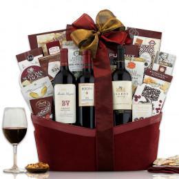 Napa Valley Cabernet Trio Wine Basket