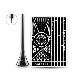 Amkiri Wand & Stencils Set