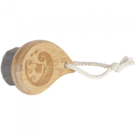 Custom Bamboo Facial Brush