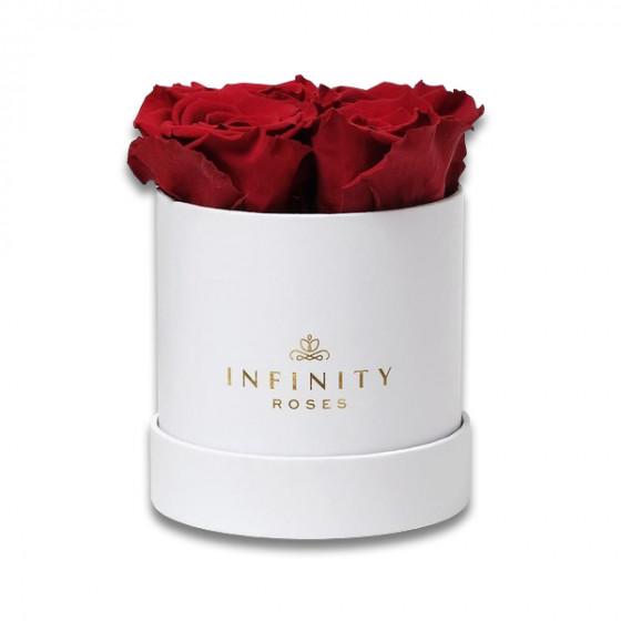 Infinity Roses Small Rose Box