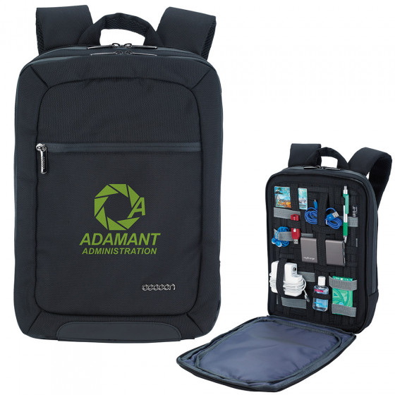 Custom Cocoon® SLIM Backpack with Grid It™
