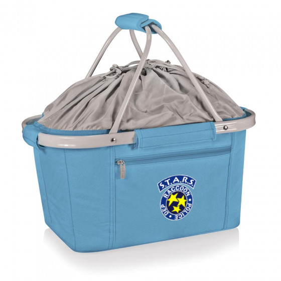 Custom Metro Basket Collapsible Insulated Cooler Tote