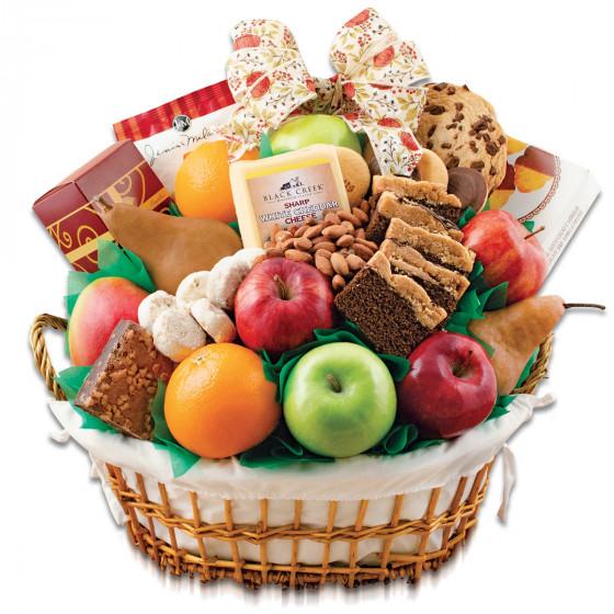 Cream of the Crop Fruit Gift Basket