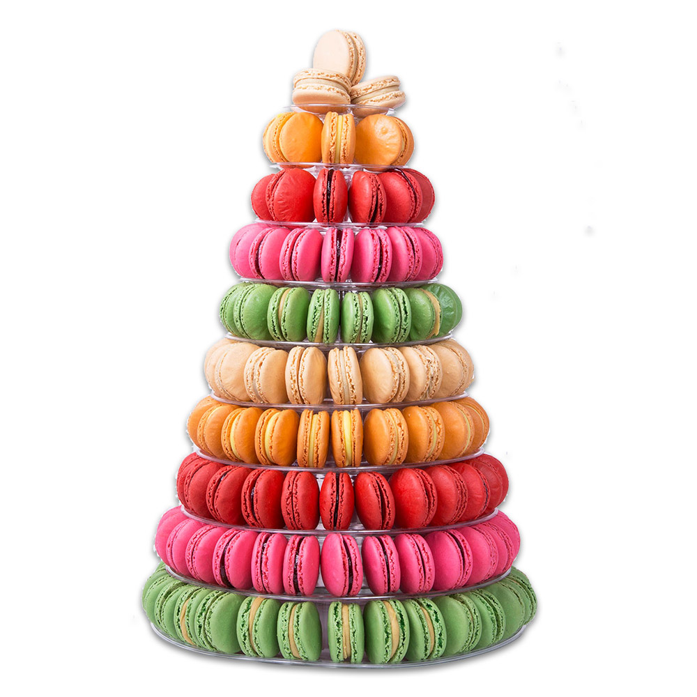 Build Your Own Woops Macaron Pyramid (Large)
