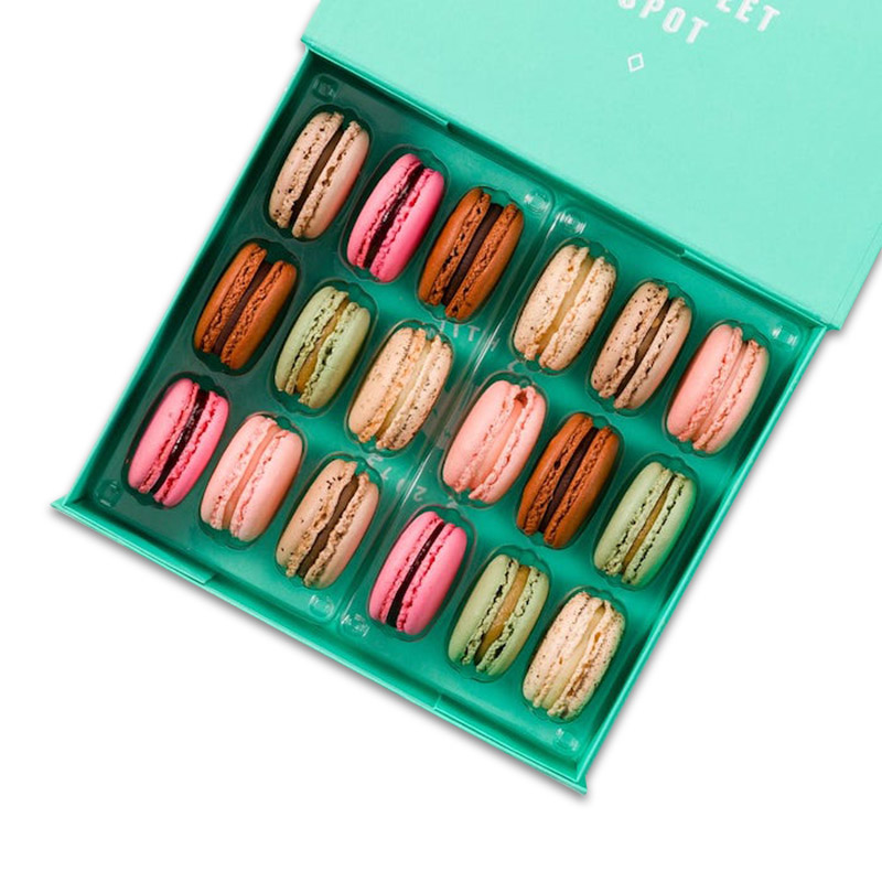 Woops Classic Surprise Macaron Mystery Box - 18 pc