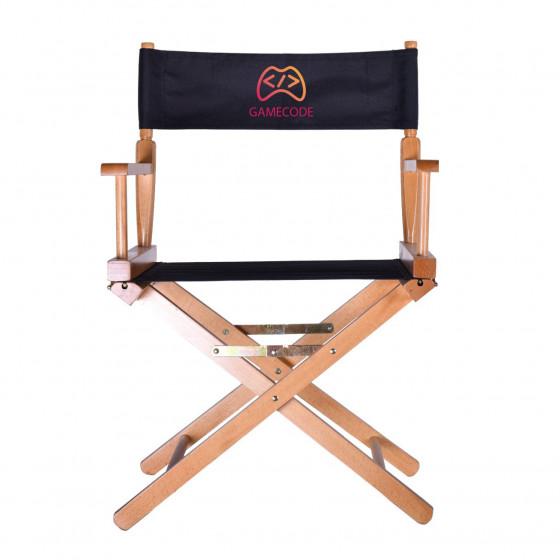 Custom Classic Director Chair - Low