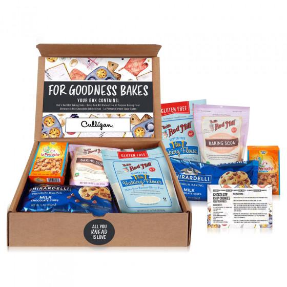 Custom For Goodness Bakes Baking Gourmet Kit