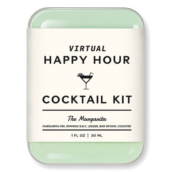 Custom W&P Virtual Happy Hour Cocktail Kit - Margarita
