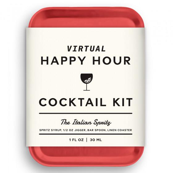 Custom W&P Virtual Happy Hour Cocktail Kit - Italian Spritz