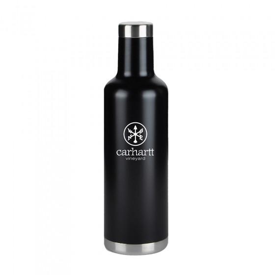 Custom 25 Oz Stainless Steel Vacuum Insulated Wine Bottle