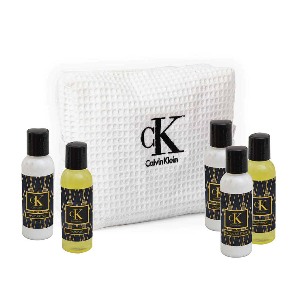 Custom Premium Full Body Toiletry Kit