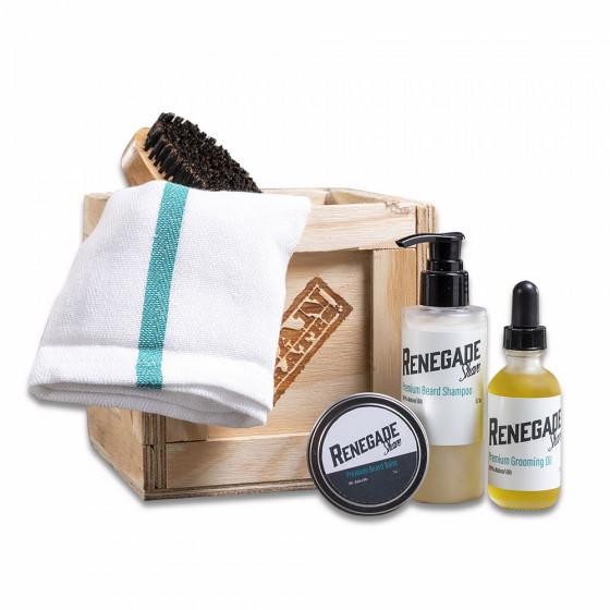 Beard Grooming Essentials Crate