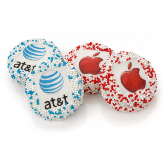 Custom Logo Oreo® Cookies Individually Wrapped