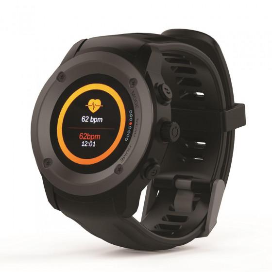 Bluetooth Smartwatch w/ Heart Rate & GPS