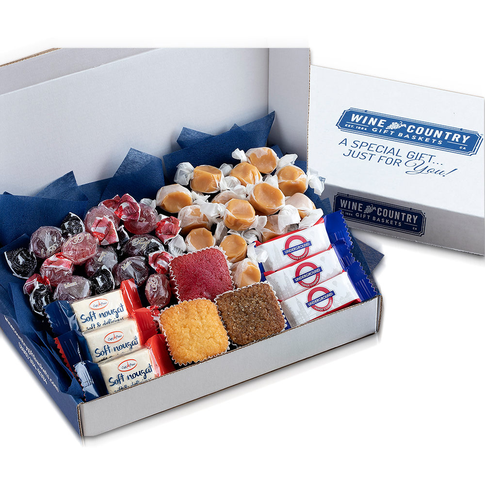 Cake and Sweets Gift Box