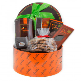 Jacques Torres S'More Chocolate Gift Basket